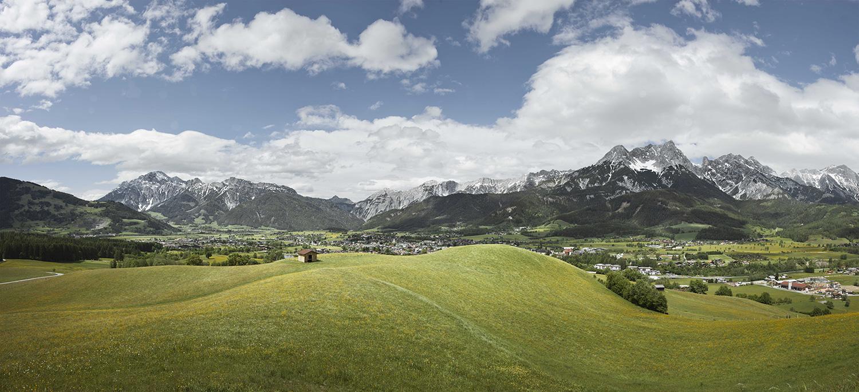 Saalfelden-Landschaft